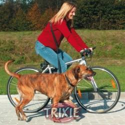 TRIXIE, RAMAL BICICLETA/FOOTING, NEGRO