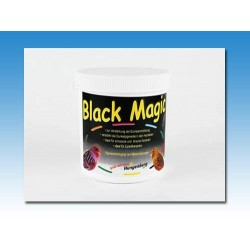 Black magic 500g - 2.5kg, potencia eum. negra, partes corneas