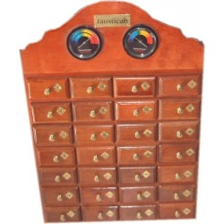 Mueble de madera artesanal MH28