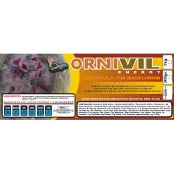 ORNIVIL- ENERGY papilla de embuche