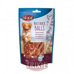 TRIXIE, PREMIO RICE DUCK BALLS