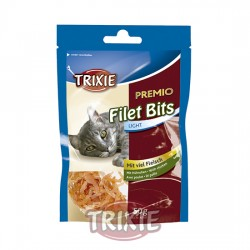 TRIXIE, PREMIO LIGHT FILET BITS POLLO