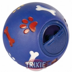 TRIXIE, DOG ACTIVITY SNACKY, PELOTA SNACKS, Ø11 CM,NIV.1
