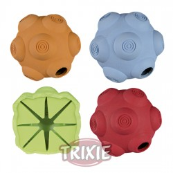 TRIXIE, DOG ACTIVITY PELOTA SNACKS, CAUCHO NAT.,Ø7CM,NIV.2