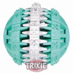 TRIXIE, DENTA FUN PELOTA, MENTA, CAUCHO NATURAL, Ø7 CM TRIXIE