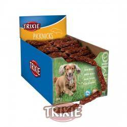 TRIXIE, 200 SALCHICHAS PICKNICKS, BÚFALO, 8 CM/UD, 8 G/UD