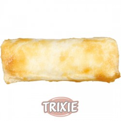 TRIXIE, GRAN ROLLO MASTICABLE DENTA FUN, POLLO, 10 CM, 40G