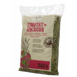 TIMOTHY + HIBISCUS, 500 GR
