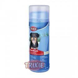 TRIXIE, TOALLA, 66×43 CM, AZUL