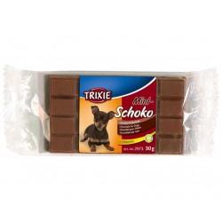 TRIXIE, 2 TABLETAS CHOCOLATE PERROS