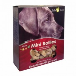 "GALLETAS ""ROLLS ROCKY"" MINI ROLLIES 350GR"