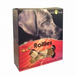 "GALLETAS ""ROLLS ROCKY"" ROLLIES 350GR"