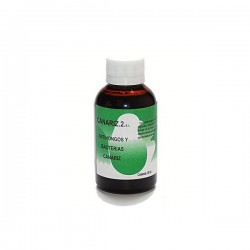 Antihongos y bacterias 125ml - 250ml - 1L