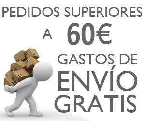 Envío gratis a partir 60€