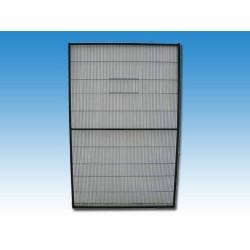 Panel malla voladero 100x195cm con puerta pequeña