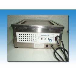 Ionizador con lámpara germicida