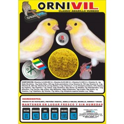 ORNIVIL CLASSIC AMARILLA HUMEDA