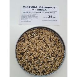 MIXTURA CANARIOS M-MUDA