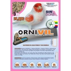 ORNIVIL-PRO EXTRA HUMEDA 5KG