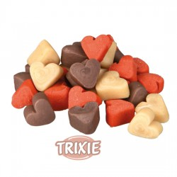 TRIXIE, SNACK PREMIO ENTRENAMIENTO MINI HEARTS, 200 G
