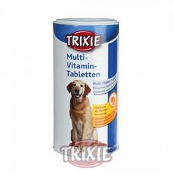 TRIXIE, COMPRIMIDOS MULTIVITAMINAS CON BIOTINA, 125 G