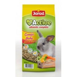 JARAD, CONEJOS BABY 800GR (rico en vitamina C)