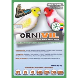ORNIVIL- BIRD KING MUDA PLUS 1KG